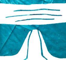 Heisenberg Face  Sticker
