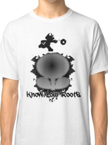Know Your Roots (Super Mario Bros.) Classic T-Shirt