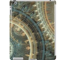 Inside the clock iPad Case/Skin