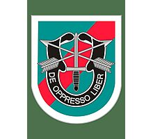 20th Special Forces Group (United States) Photographic Print
