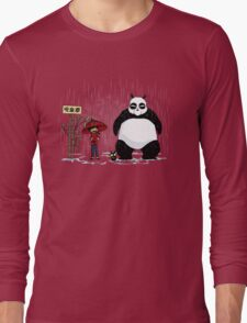 My Neighbor Ranma Long Sleeve T-Shirt