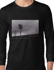 Godspeed You! Black Emperor Long Sleeve T-Shirt
