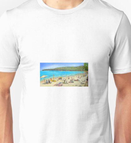 Noosa Beach  Unisex T-Shirt