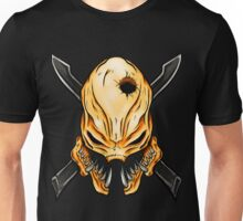 Elite Skull - Halo Legendary Orange Unisex T-Shirt