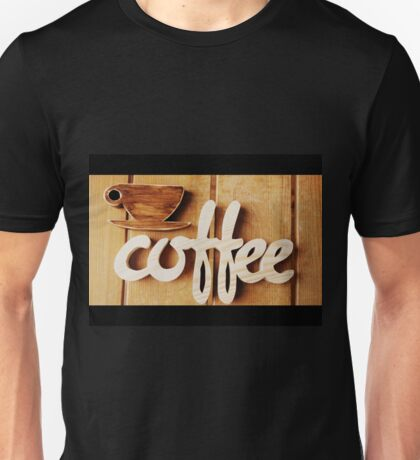 Time to coffee Unisex T-Shirt