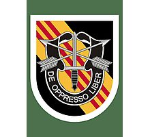 5th Special Forces Group (United States) Photographic Print