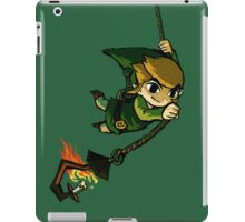 zelda lamp iPad Case/Skin