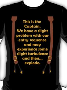 Slight Turbulence T-Shirt