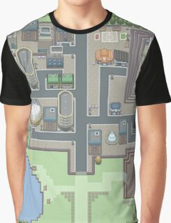 Viridian City Graphic T-Shirt