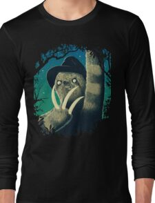 Sloth Long Sleeve T-Shirt
