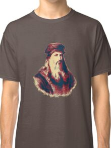 hope art leonardo da vinci Classic T-Shirt