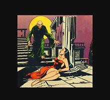 Nosferatu advances upon his captive Unisex T-Shirt