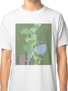 Pokemon Route 1 (Gen 5) Classic T-Shirt