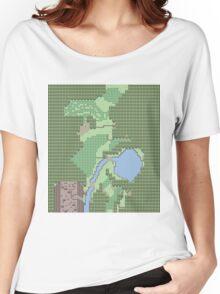 Pokemon Route 1 (Gen 5) Women's Relaxed Fit T-Shirt