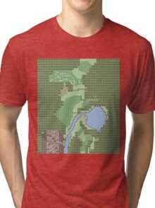 Pokemon Route 1 (Gen 5) Tri-blend T-Shirt