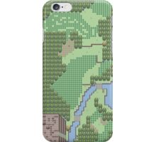 Pokemon Route 1 (Gen 5) iPhone Case/Skin
