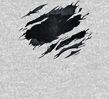 Batman BvS Ripped Symbol Unisex T-Shirt
