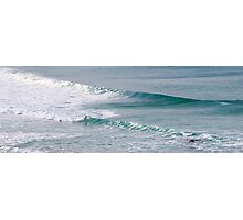Rolling Waves Photographic Print