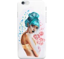 Annie Olivia instagram beauty iPhone Case/Skin