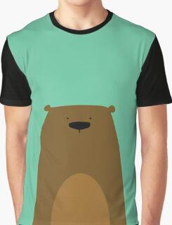 Stumped Bear Graphic T-Shirt