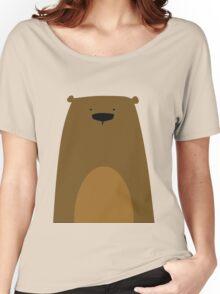 Stumped Bear Women's Relaxed Fit T-Shirt