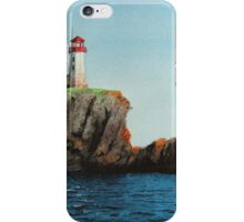 Battle Island Lighthouse iPhone Case/Skin