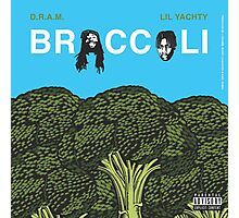 Broccoli Lil Yachty D.R.A.M. Photographic Print