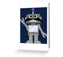 Mr. Robot Say Hello Greeting Card