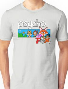 PSYCHO FOX - SEGA MASTER SYSTEM Unisex T-Shirt