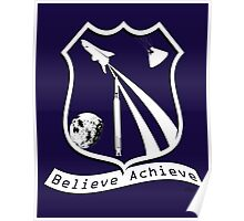 Believe Achieve Poster
