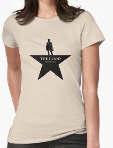 The Good, The Bad and The Ugly - An Italian Western Womens Fitted T-Shirt