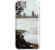 Burleigh Gold Coast Beach iPhone Case/Skin