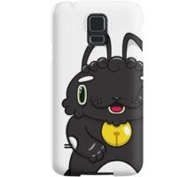 LUCKEECAT Black and White Litter Samsung Galaxy Case/Skin