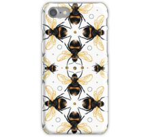 The Bumble Bee Dance iPhone Case/Skin