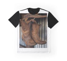 These Boots are made for Working Graphic T-Shirt