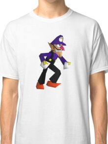 Waluigi Sprite Classic T-Shirt