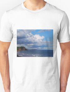 Chased across the sky Unisex T-Shirt