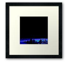 LOOM Framed Print