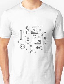 Let's pixelate Unisex T-Shirt