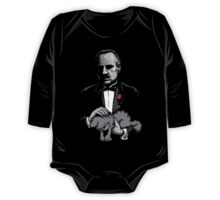 The Cat Father One Piece - Long Sleeve