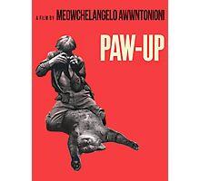 PAW-UP Photographic Print