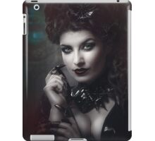 Goth Queen III iPad Case/Skin