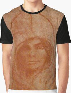 Porträt einer Frau Graphic T-Shirt