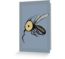 Paquito Mosquito Greeting Card