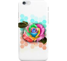 Flower_Colors iPhone Case/Skin