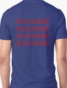 HARAMBE YEEZY Unisex T-Shirt