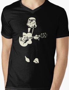 Rock N Clone Mens V-Neck T-Shirt