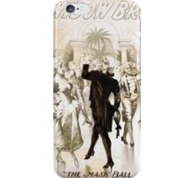 Performing Arts Posters The real Widow Brown 1148 iPhone Case/Skin