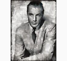 Gary Cooper Vintage Hollywood Star Unisex T-Shirt