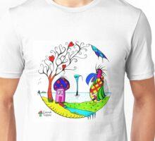 Spillage Unisex T-Shirt
